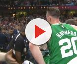 Gordon Hayward suffered a horrific accident during the Celtics' season opener.