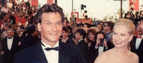 Patrick Swayze accused of sexually assaulting former Disney makeup artist. [Image credit Alan Light/Wikimedia Commons]