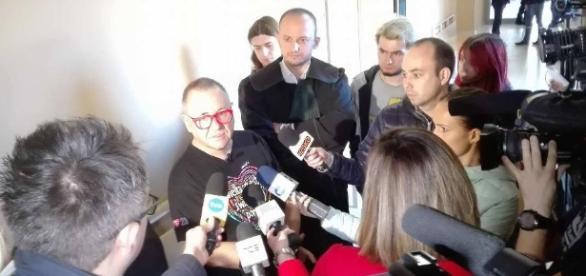 Owsiak jako kolejny dysydent (fot. gazetalubuska.pl)
