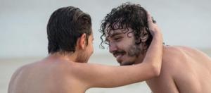 Ivan grava com Cláudio cena em que aparecerá com peito de homem; veja fotos