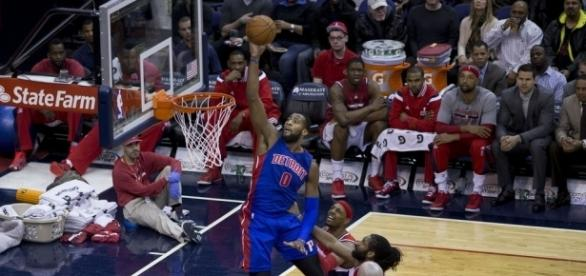 Andre Drummond   Image/source: Keith Allison/Flickr