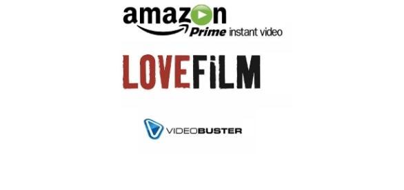 Lovefilm stellt sein Geschäft zum 31.10.2017 ein; Videobuster will davon profitieren / Fotos: Netleih GmbH, Amazon