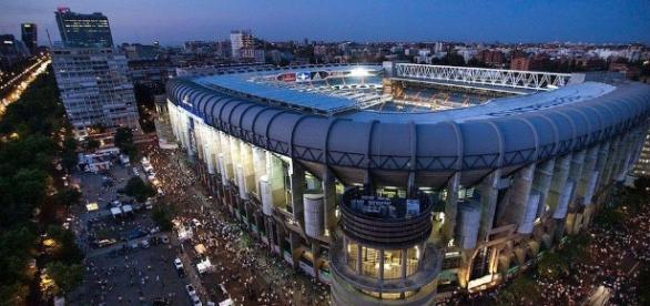 Santiago Bernabéu Football Stadium, Madrid - spainattractions.es