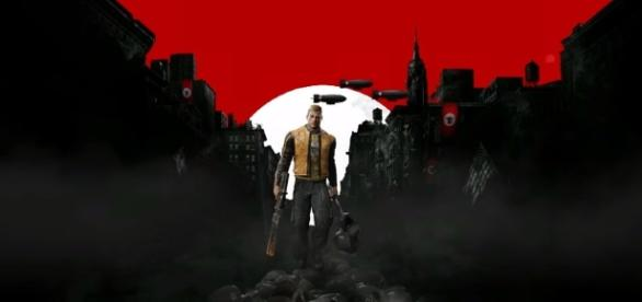 """""""Wolfestein 2: The New Colossus"""" has real world events Credit/ Youtube/ theRadBrad"""