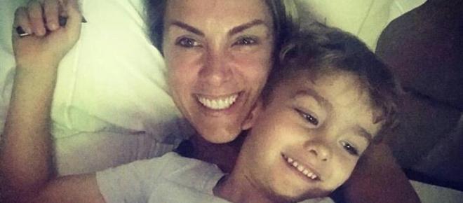 Internauta humilha o filho da Ana Hickmann em rede social