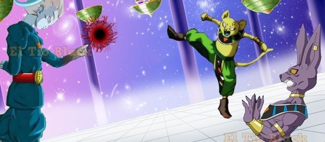 Dragon Ball Super Manga 29: Daishinkan Sama detiene a los dioses