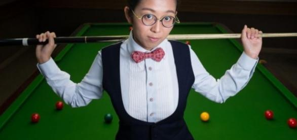 Ng On-Yee, World Ladies' Snooker Champion | South China Morning Post - scmp.com