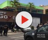 Colégio Goyases é atacado por aluno que deixa dois mortos