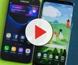 Samsung Galaxy S8 ed S7, arrivano gli ultimi aggiornamenti