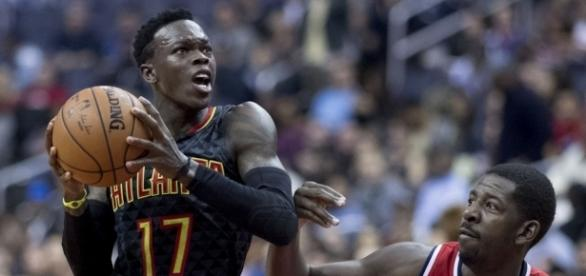 Dennis Schroder | (Image Credit: Keith Allison/Flickr)