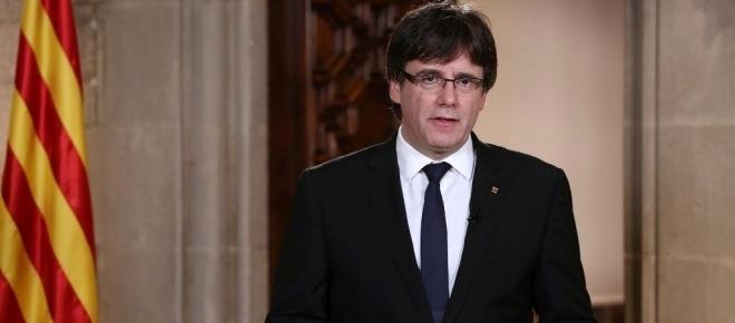 """Katalonien: """"Hitlergrüße der Abspaltungsgegner wurden nicht gezeigt"""""""
