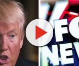 Fox News defends Donald Trump, via Twitter