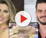 Rita Cadillac repreende Ana Paula por gemidos de madrugada com Marcos