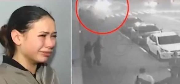 Beizadeaua criminală din Ucraina izbucneşte în lacrimi când află că va fi ţinută în arest preventiv - Foto: captură YouTube