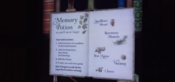 Harry Potter: A History of Magic' exhibition [ Image credit - Time Out London| YouTube]