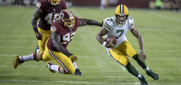 Green Bay Packers: What to expect from Brett Hundley vs. Saints. [Image Credit: Wikimedia Commons]
