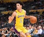 Lonzo Ball and the Lakers will host the New Orleans Pelicans on Sunday night. [Image via NBA/YouTube]