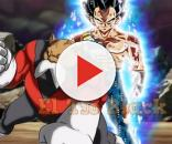 Dragon Ball Super capitulo 113 Vegeta vs Toppo