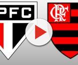 São Paulo x Flamengo: assista ao vivo