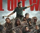 Poster oficial da oitava temporada de The Walking Dead