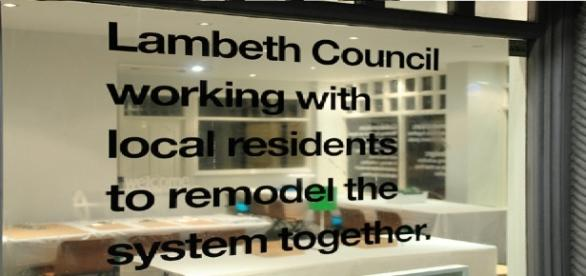 """Labour-run Lambeth Council has been accused of """"social cleansing"""" (The Work Shop via Flikr)."""