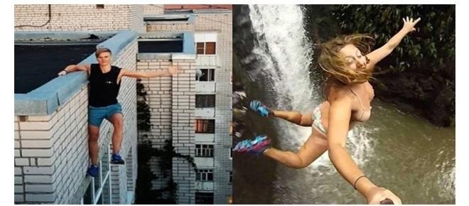 7 imagens assustadoras de pessoas instantes antes de morrer