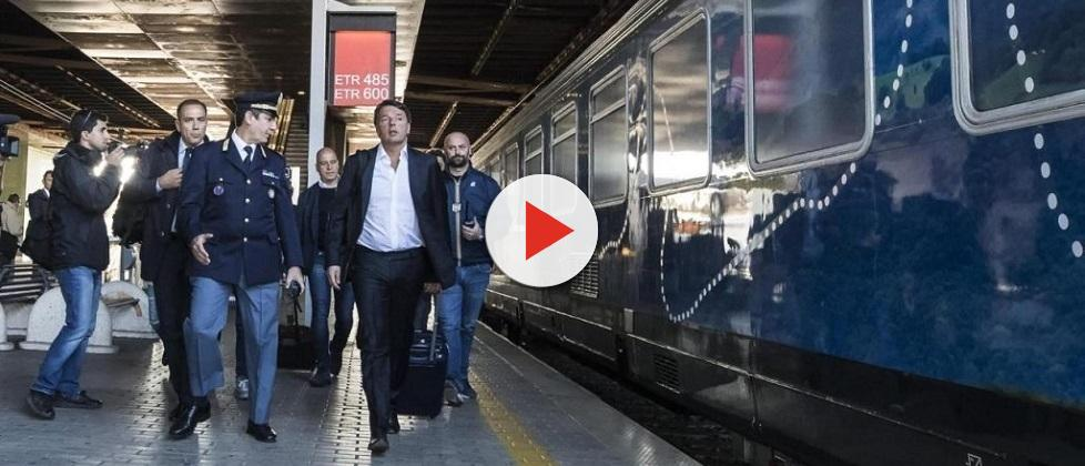 Matteo Renzi, da rottamatore a 'capotreno' di un PD che rischia di deragliare