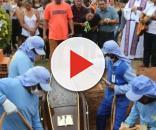 Amigo de atirador é enterrado em Goiânia