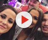 Teen Mom 2 star Jenelle Evans and cast mates. (Image via Instagram/Jenelle Evans)