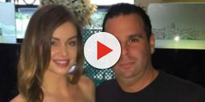 Lala Kent and Randall Emmett together in Los Angeles. [Image Credit: Facebook]