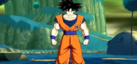 """Arc Sytem Works' """"Dragon Ball FighterZ"""" is arriving in January 2018. (Bandai Namco Entertainment America/YouTube)"""