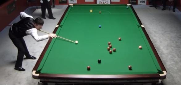 Jimmy White - Snooker Legends Live Stream Image credit - Snooker Legends   YouTube