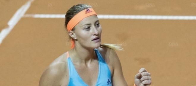 Tennis-WTA : Kristina Mladenovic monte au classement