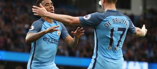 Premier League : Un pas de plus vers le titre pour Manchester City !