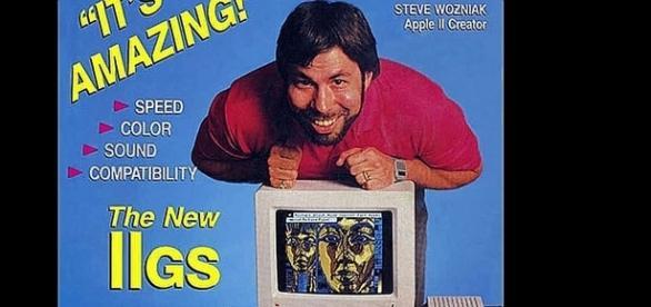 Inż. Stephan Wozniak i jego cudowne dziecko – Apple IIGS, 1986 (screenshot)