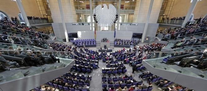 Kampf um den Deutschen Bundestag