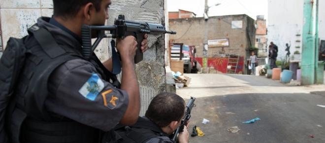 Una turista española ha sido asesinada por la policía en una favela de Brasil
