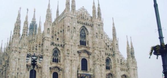 Immagine che ritrae il Duomo di Milano.