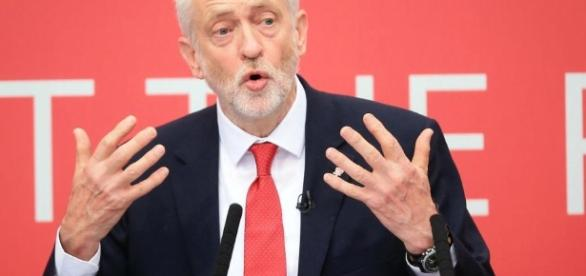 Jeremy Corbyn makes humiliating DOUBLE U-turn on benefits within ... - thesun.co.uk