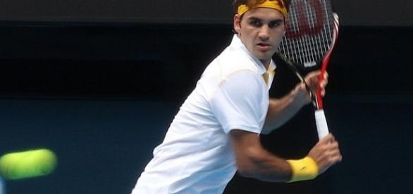 Roger Federer will next play Benoit Paire in the second round (Image Credit: globalite/WikiCommons)