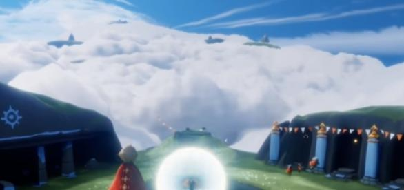 Sky - Teaser Trailer (Thatgamecompany) Image - IGN | YouTube