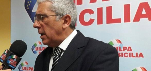 Alfonso Farruggia - segretario generale Uil P.A.