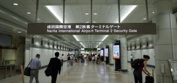 Narita International Airport - Terminal 2 security gate. (Image credit: bfishadow – Wikimedia Commons)
