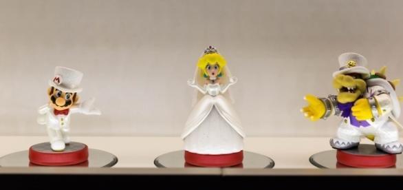 'Super Mario Odyssey' launches with 3 new Amiibos. [Image via Marco Verch/Wikimedia]