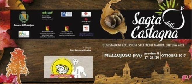 Castagne e Street Food: Nino U Ballerino in trasferta a Mezzojuso