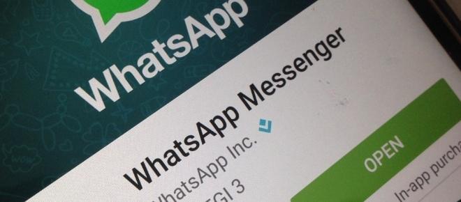 Agora é possível apagar mensagens no WhatsApp antes que o destinatário leia