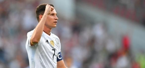 PSG & Germany star Julian Draxler plays away from home - 101greatgoals.com