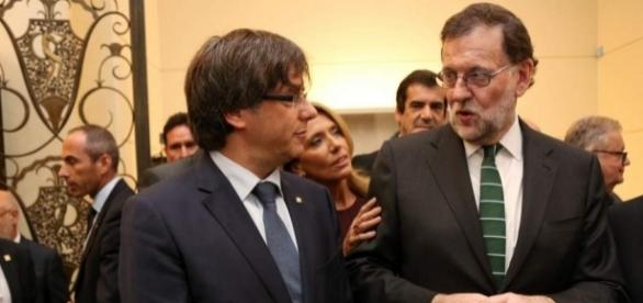 Puigdemont gegen Rajoy -Vorläufiger Höhepunkt ... - 20minutos.es