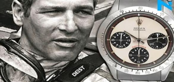 Rolex Daytona watch given to Paul Newman by Joanna Woodward sells for $17.8 million. [Image credit: NYOOOZ TV/YouTube]