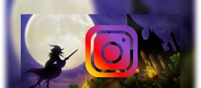 Instagram ganha filtros de Halloween e SuperZoom; veja como usar e divirta-se